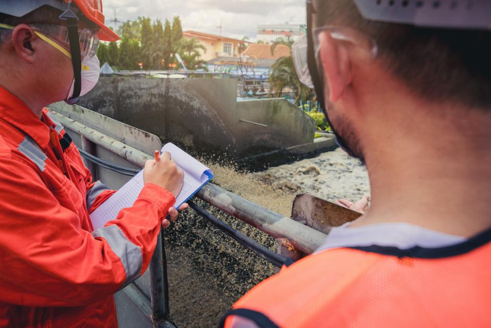 wastewater management news
